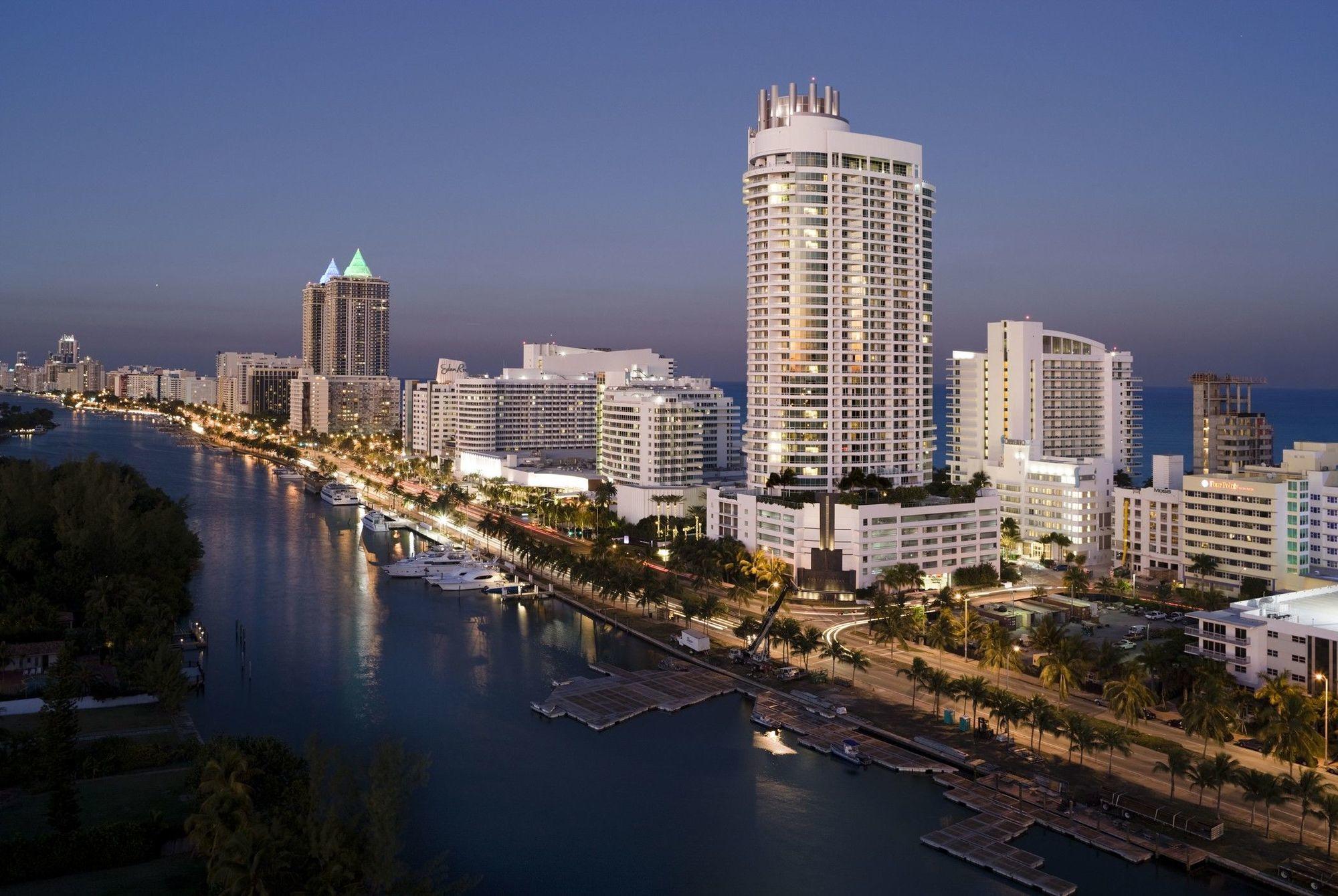 Hotel Fontainebleau Miami Beach Miami Beach